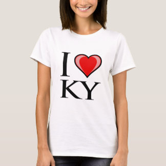 I Love KY - Kentucky T-Shirt