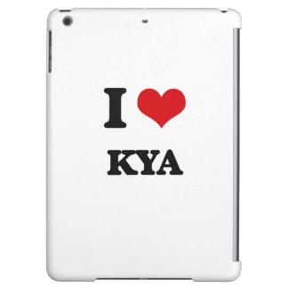 I Love Kya Cover For iPad Air