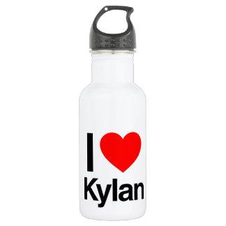 i love kylan 532 ml water bottle
