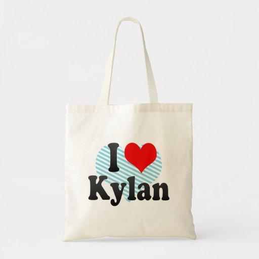 I love Kylan Bags