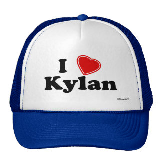 I Love Kylan Cap