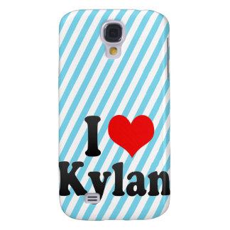 I love Kylan Samsung Galaxy S4 Cover