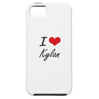 I Love Kylan Case For The iPhone 5