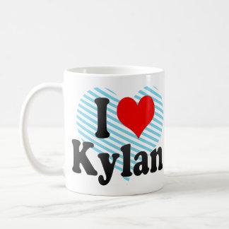 I love Kylan Coffee Mugs