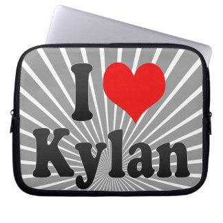 I love Kylan Computer Sleeve
