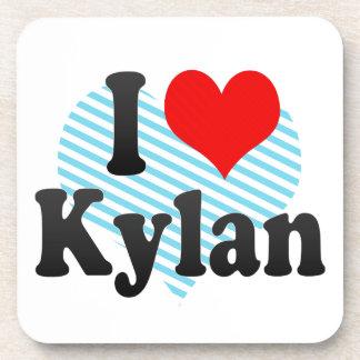 I love Kylan Beverage Coasters