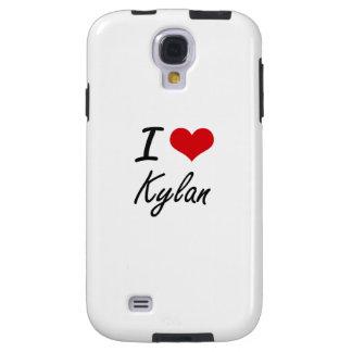 I Love Kylan Galaxy S4 Case