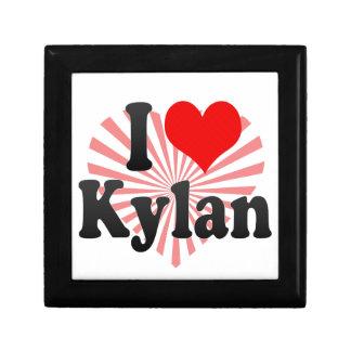 I love Kylan Keepsake Boxes