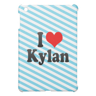 I love Kylan Cover For The iPad Mini