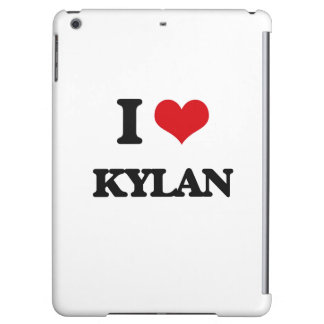 I Love Kylan Cover For iPad Air