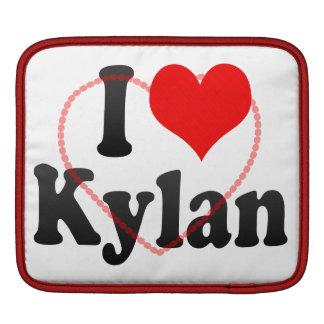 I love Kylan iPad Sleeves