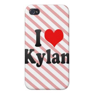 I love Kylan Case For iPhone 4