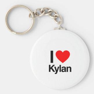 i love kylan keychains