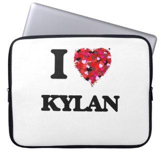 I Love Kylan Laptop Computer Sleeves
