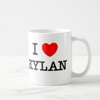 I Love Kylan Coffee Mug