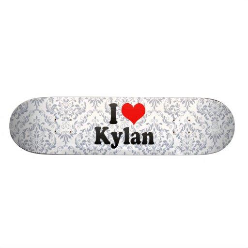 I love Kylan Skate Board Decks