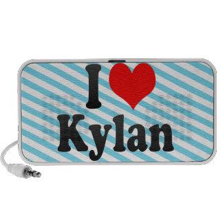I love Kylan Travelling Speakers