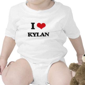 I Love Kylan Rompers