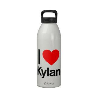 i love kylan water bottles