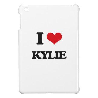I Love Kylie iPad Mini Covers