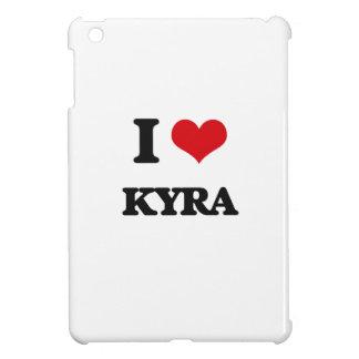 I Love Kyra Cover For The iPad Mini