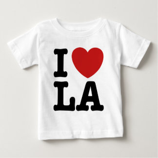 I Love LA Baby T-Shirt