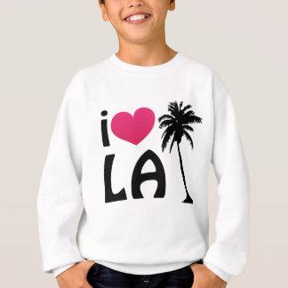I Love LA California Kids Sweat Shirt