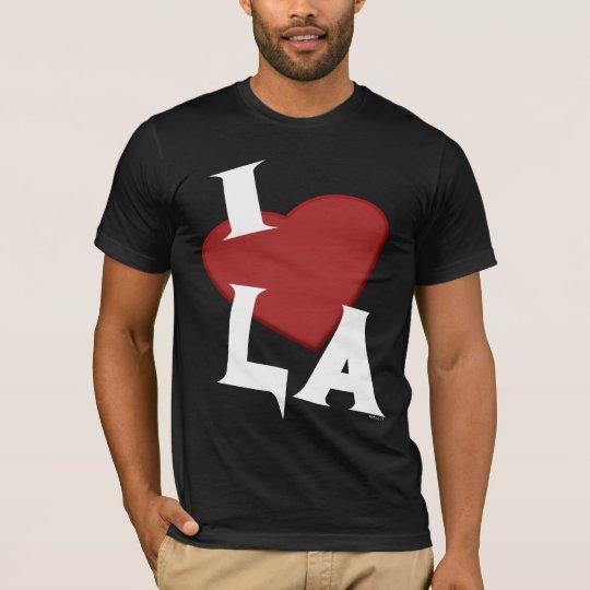 I Love LA Dark T-Shirt