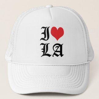 I Love LA / I Heart LA / Los Angeles Hat