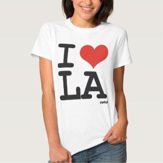 I love LA Shirts