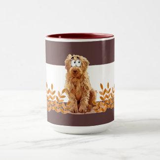I love Labradoodles Mug