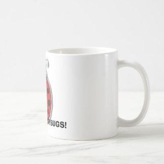 I LOVE LADYBUGS! COFFEE MUG
