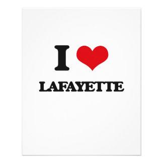 I love Lafayette Flyer
