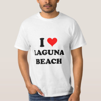 I Love Laguna Beach California T-Shirt