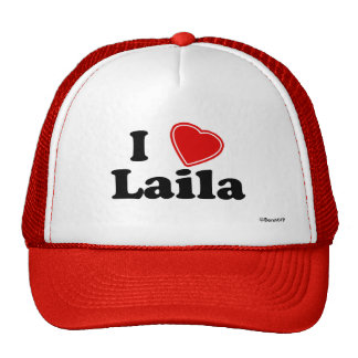 I Love Laila Cap