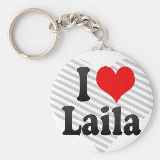 I love Laila Keychains