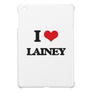 I Love Lainey iPad Mini Cover