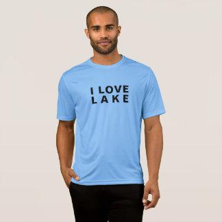 I LOVE LAKE SHIRT