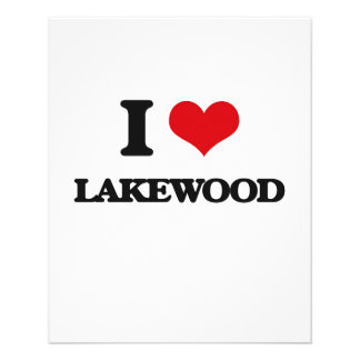 I love Lakewood Flyers
