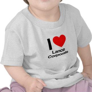 i love lance corporals tshirt