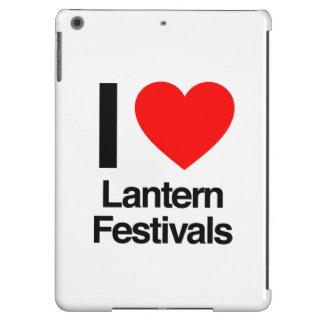 i love lantern festivals iPad air cases