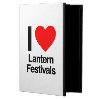 i love lantern festivals iPad air cover