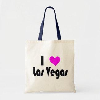 I Love Las Vegas Budget Tote Bag