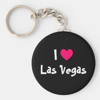 I Love Las Vegas Key Ring