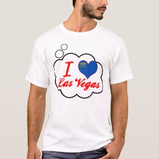 I Love Las Vegas, Nevada T-Shirt
