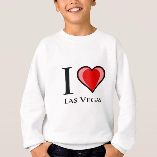 I Love Las Vegas Sweatshirt