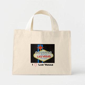 I Love Las Vegas Mini Tote Bag