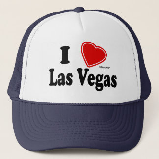 I Love Las Vegas Trucker Hat
