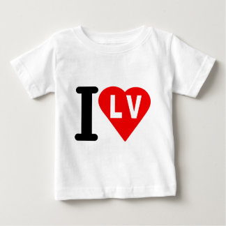 i_love_Latvija.png Baby T-Shirt