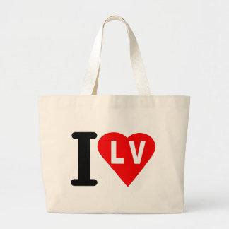 i_love_Latvija.png Large Tote Bag